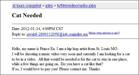 Craigslist St Louis Prince Ea Seeks Pussy Jaimeville Com