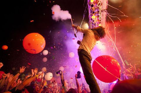 Flaming Lips at LouFest. Photo by Khoolod Eid.