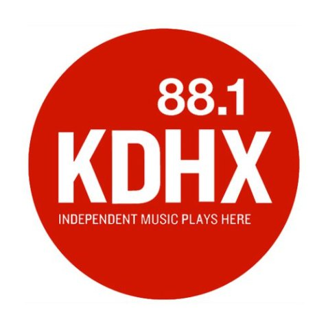 KDHX logo