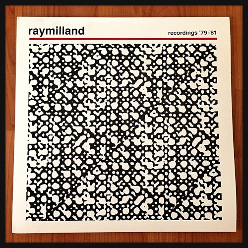 Raymilland record from BDR Records, St. Louis
