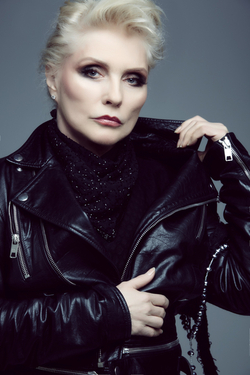 photo by Danielle St. Laurent / The undeniably photogenic Debbie Harry.